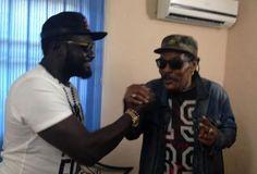 Amenzeenabulele.com: Majek Fashek  visited by Ayiri Emami at Abuja Reha...