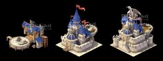 Promotion of a dragon castle.