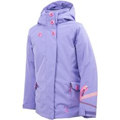 SpyderJezebel Jacket - Girls'