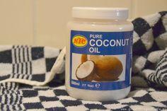 Kokosolie als… haarmasker
