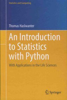 Lilliad : 519 HAS Life Science, The Life, Statistics, Python, Books, English, Computer Science, Libros, Book