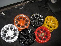 Multiple Wheels