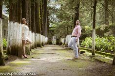 Sesión fotográfica de novios previo a su boda.