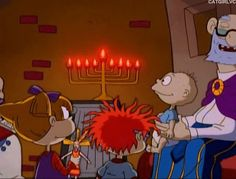 The 90s Taught Kids About Culture Chanukah Kwanza Christmas Etc