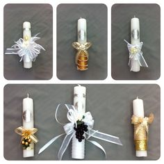 Velas para Primera Comunion First Communion Dresses, First Holy Communion, Communion Centerpieces, Baptism Candle, Wedding Cups, Baptism Party, Party In A Box, Christening, Crafts