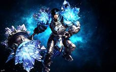 Taric - League of Legends