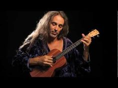 Yesterday - Bartt Warburton on baritone ukulele - YouTube