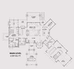 25 Best Plans images | Floor plans, Home plants, House floor plans Banning Mills Lodge House Plan Html on