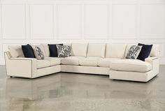 Rennell 3 Piece Sectional W/Raf Chaise - Signature