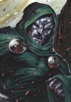 Victor Von Doom, Doctor Doom