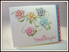 Stampin Up Card Swap