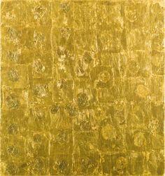Yves Klein – Monogold sans titre (MG 53 x 51 cm. Yves Klein, Nouveau Realisme, Pop Art, Inspiration Wall, French Artists, Acrylic Art, Contemporary Artists, Modern Art, Background Patterns