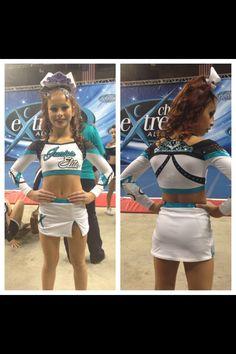 Cheer extreme allstars Junior Elite princesses ,Cea , showcase 2013 - 2014