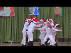 Festival Navidad Jesuitinas 2013: Baile de los chicos de 2º Educación Infantil - YouTube