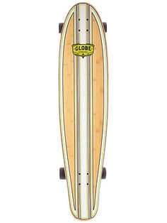 Globe Continental Bamboo Longboard