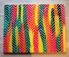Image result for easy colorful paintings