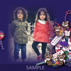"""CT layout made using Memory Mosaic's """"We Go Together"""". Scrapbooking Layouts, Digital Scrapbooking, We Go Together, Paint Shop, Photoshop Elements, Photo Book, Memories, Memoirs"""
