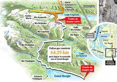 Se denomina Ruta Y-85, a una carretera ubicada en la Región de Magallanes y de la Antártica Chilena (en el sur de Chile), específicamente en el sector centro-sur de la isla Grande de Tierra del Fuego, la mayor del archipiélago fueguino, en el extremo austral de América del Sur. La construcción, que comenzó en 1994, es obra del Cuerpo Militar del Trabajo (CMT). Esta Senda entra en el Parque Nacional Yendegaia. Parque Yendegaia. XII Región de Magallanes y Antártica Chilena.