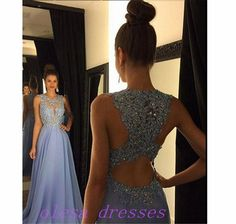 Prom Gown, Long Prom Dress,Cheap Prom Dresses,Chiffon Prom Dress