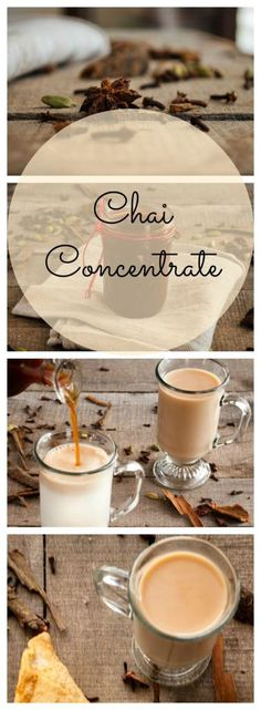 How To Make Chai Concentrate - Perfect for always having quick chai - Also perfect to give as a gift!