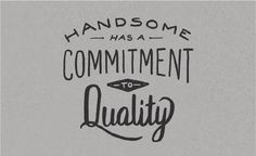 Handsome Cycles on Branding Served