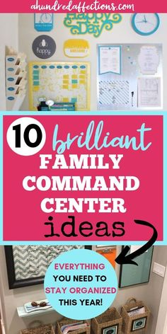 Are you stressed out thinking about the chaos that comes with back-to-school? Organization is key! Here are 30 ideas for school organization at home that are… Homework Organization, Back To School Organization, Linen Closet Organization, Home Organization Hacks, Organizing Your Home, Organizing Ideas, Bathroom Organization, Family Command Center, Command Centers