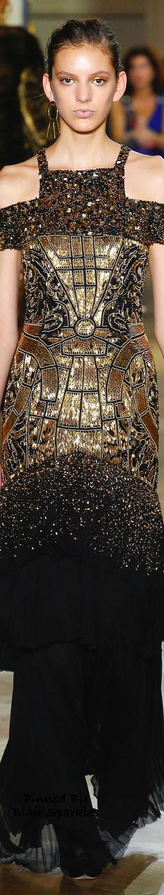 Paris Fall Couture 2016 J.Mendal ~ ♕♚εїз | BLAIR SPARKLES. ❤️