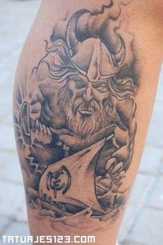 tatuajes de vikingos - Buscar con Google