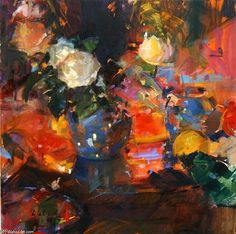 Oranges And Roses de Peter Graham Ii