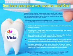 #SaludTumejorvida A todos nos encanta lucir una dentadura sana y deslumbrante. Aprendamos a cuidar nuestros dientes y seamos ejemplo para los más chicos. Feliz jueves.