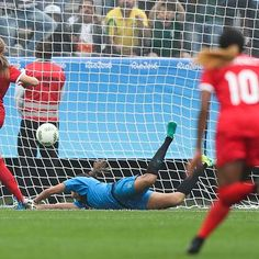 Sports: Watch Canada Score the Fastest Soccer Goal in Olympic History