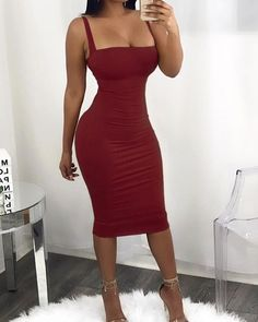 Sexy Bandage Strappy Back Bodycon Dress Shop Women's Latest Fashion Clothes . Come and Get Extra Discount. Tight Dresses, Sexy Dresses, Fashion Dresses, Fashion Clothes, Club Dresses, Fashion Boots, Pretty Dresses, Casual Dresses, Prom Dresses
