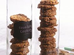 Vegan CocoDate Cookies from Weelicious Lunches