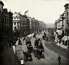 Regent Street ~ London ~ 1900