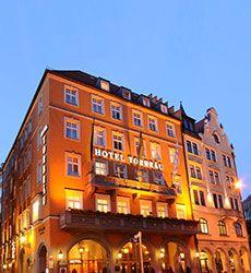 Hotel Torbräu - The Oldest Hotel in the Heart of Munich
