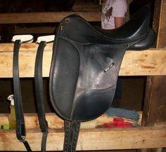 Bates saddle