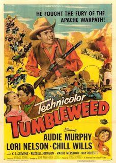 Tumbleweeds /Qui est le traître? - Nathan Juran http://western-mood.blogspot.fr/2013/01/tumbleweeds-qui-est-le-traitre-nathan.html#links
