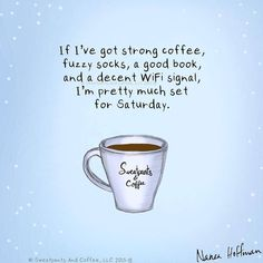 584 best coffee meme images in 2019 Coffee Meme, Coffee Talk, Coffee Is Life, I Love Coffee, Coffee Quotes, My Coffee, Coffee Cups, Coffee Lovers, Happy Coffee