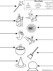 Image result for magician worksheet