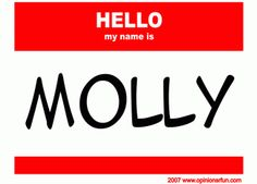 molly name image - Google Search