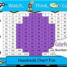 It is an Easter Egg hunt and you just found a good one!  Download this FREE Watch, Think, Color game!  Kids choose their favorite color crayon so in the end all the eggs are different.  SO much fun!!!!