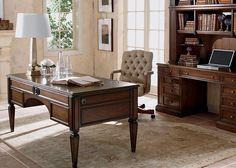 ethanallencom buckley leather top desk bennington ethan allen desk