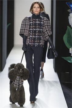 Mulberry Fall/Winter 2013 - London Fashion Week @}-,-;--