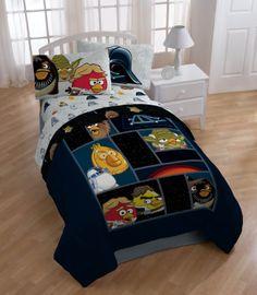Angry Birds Star Wars Bedding Comforter