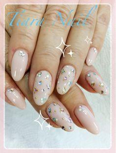 Tiara Nail Japanese Nail Art
