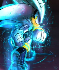 Silver the hedgehog ( Speedpaint ) by Silveromi.deviantart.com on @deviantART
