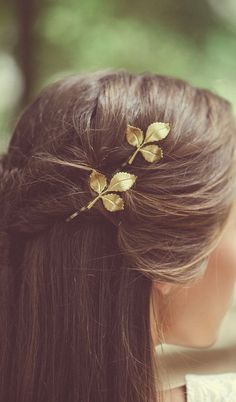 Large Hair Clip Gift for Her Pretty Hair Barrette Pink Plum Gold Persian Style Hair Slide Hair Jewelry Hair Accessory