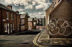 Kunstwerk: 'Dublin straat beeld' van Gabsor Fotografie Dublin, Canvas, Art, Products, Tela, Art Background, Kunst, Canvases, Performing Arts