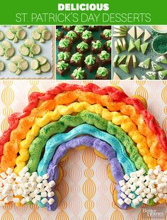 These St.Patrick's Day dessert ideas will make your friends green with envy! http://www.bhg.com/holidays/st-patricks-day/recipes/delicious-st-patricks-day-desserts/?socsrc=bhgpin020415luckyou&page=1