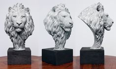 Lion Head by IgorGosling on DeviantArt